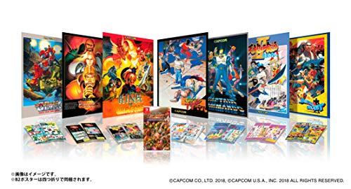カプコン ベルトアクション コレクション コレクターズ・ボックスの商品画像