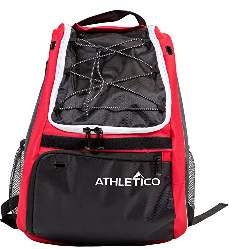 Review Athletico Baseball Bat Bag