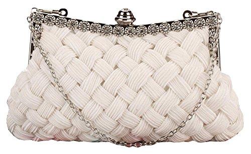 Drasawee blanc Blanc Sacoches Drasawee Sacoches femme Ow0Cpq5