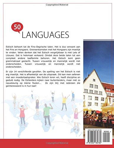 Buy Nederlands Estisch Voor Beginners Een Boek In 2 Talen
