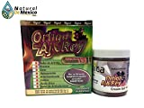 Natural de Mexico Arnica Reforzada Con Ortiga AJO Rey y Ortiga AJO Rey with Omega 3, 5 and 9 Dietary Supplement Original