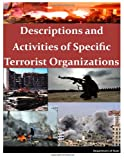 Descriptions and Activities of Specific Terrorist Organizations, Department of Department of State, 1499524579