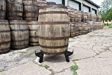 Whiskey Barrel Bar Table Foot Rest and Riser