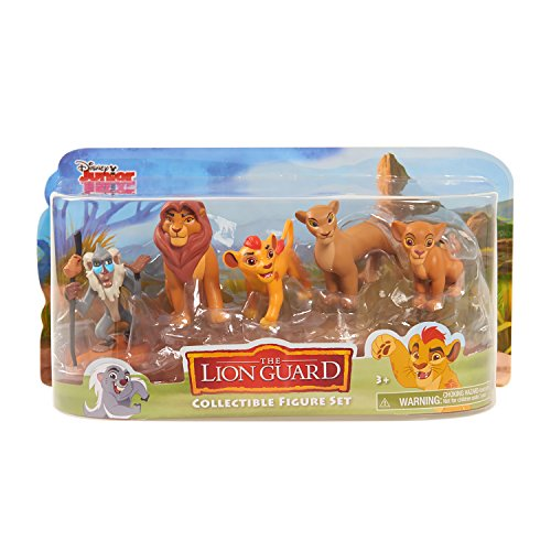 Just Play Lion Guard Collector Figure Set