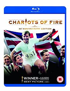 Chariots of Fire (30th Anniversary Limited Edition) [Blu-ray] [1981][Region Free]