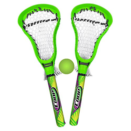 51emcZ6mryL - COOP Hydro Lacrosse, Green