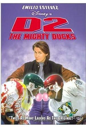 1ea86181e Amazon.com: D2: The Mighty Ducks: Emilio Estevez, Aaron Lohr ...