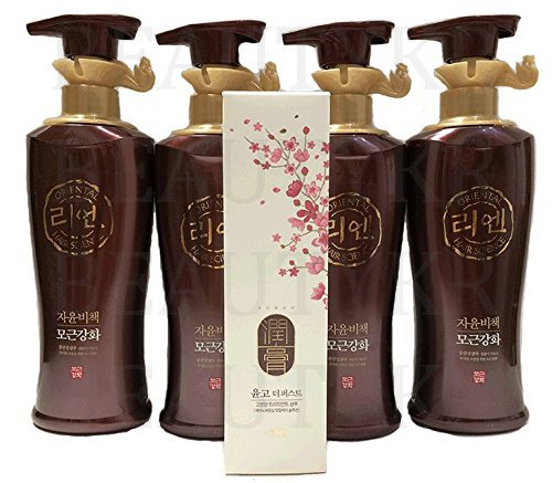 ReEn Oriental Hair Science Shampoo Set by LG