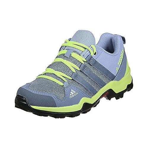 huge discount 69450 92e93 adidas Terrex Ax2r K, Chaussures de Randonnée Basses Mixte enfant