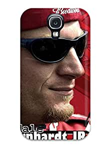 Durable Defender Case For Galaxy S4 Tpu Cover(dale Earnhardt Jr)