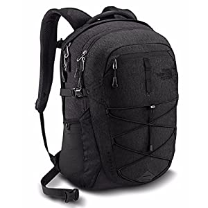 The North Face Borealis Backpack - TNF Dark Grey Heather/TNF Medium Grey Heather