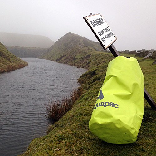 AquaPac Trockentasche TrailProof Drybag Wasserdicht, Acid/Grün, 76.0 x 51.0 x 5.0 cm, 70 Liter, 717