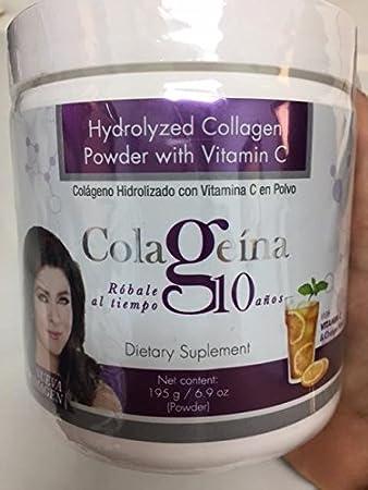 Colageina 10 Original - Nueva Presentación 195 Gr