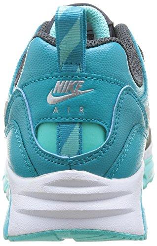 Zapatillas anthracite mtllc Sintético Slvr Nike 631763 Correr De 005 Mehrfarbig Multicolor Mujer Material qqxEgvPw