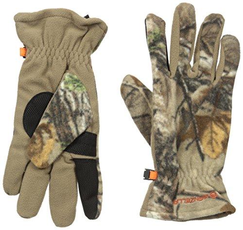 Manzella Men's Hunter Gloves, Realtree Xtra, X-Large