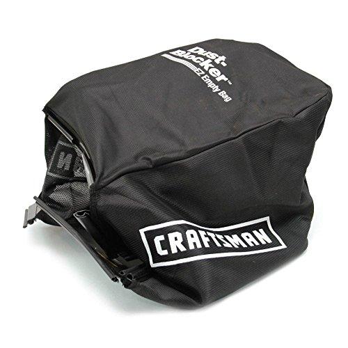 Craftsman 580947303 Lawn Mower Grass Bag Genuine Original Equipment Manufacturer (OEM) part for Craftsman by Craftsman