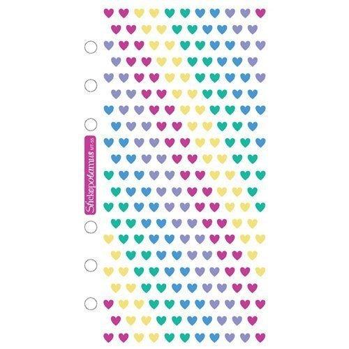 - Sticko Stickers-Micro Mini Hearts supplier_no_sales_tax