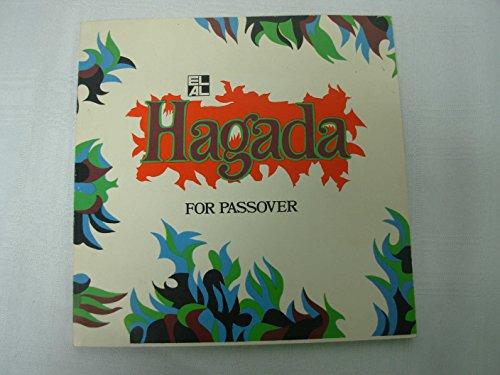 Hagada for Passover [Haggadah Hagadah Haggada]