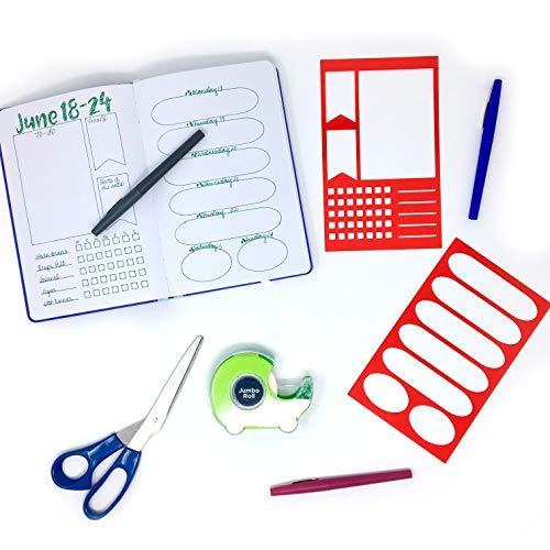 ck for Planner: Habit Tracker, Week Spread, Month Spread, Goals, To-do List, Shopping List ()