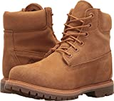 Timberland Women's 6'' Premium Boot Biscuit Suede 10 B US