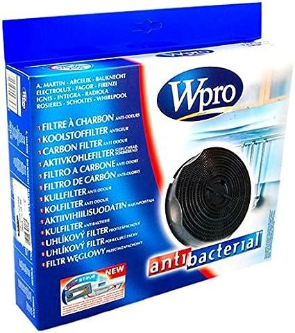 Whirlpool 481281718529 - Accesorio para microondas/Cocina/Filtro de carbón de repuesto original tipo 30 para campana extractora/Esta pieza/accesorios es ideal para diferentes marcas: Amazon.es: Grandes electrodomésticos