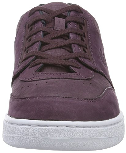 Lacoste L!VE INDIANA 316 2 G - Zapatillas para hombre DK PURP/NVY