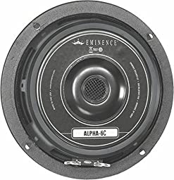 EMINENCE ALPHA6C 6-Inch American Standard Series Speakers