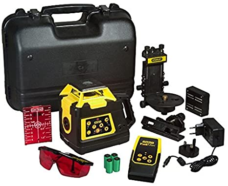 1-77-133 Stanley Laserempf/änger LD400 f/ür Rotationslaser 1-77-427//1-77-429//1-77-439//1-77-496//1-77-497, Halterung