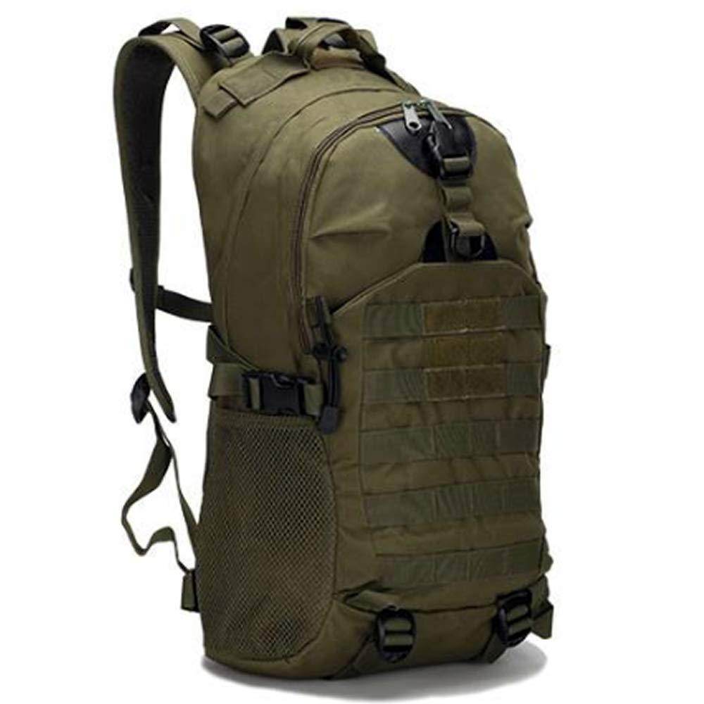 ZJPP 50LHacking Backpack, Sacs à Dos à Cadre Interne avec Habillage Pluie pour Le Camping Militaire Tactique Randonnée Trekking Voyager vert -