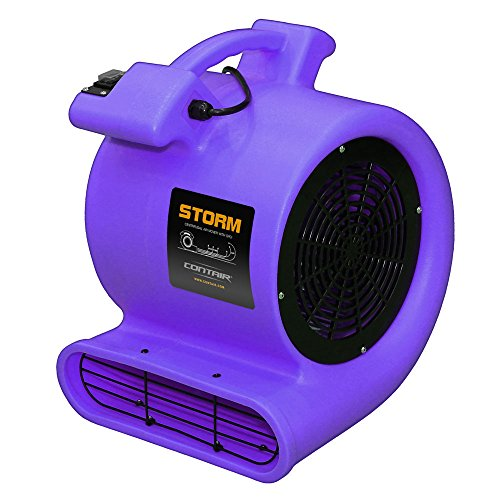 Car Air Blower To Dry : Contair sto pu storm floor fan high air mover carpet