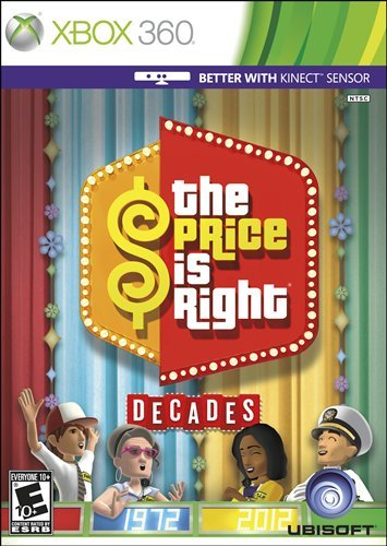 Price Is Right Decades - Xbox 360 (Xbox 360 Jeopardy Game)
