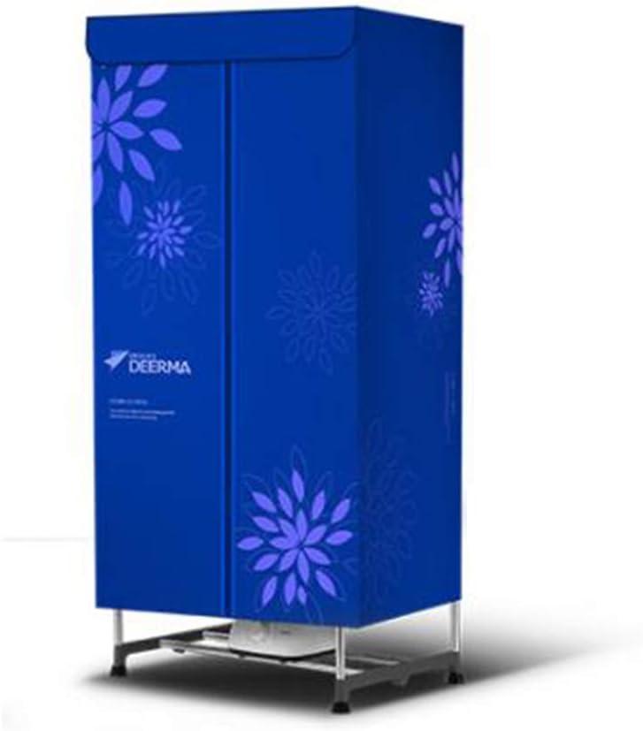FORWIN UK- Secadora de Tiempo de Gran Capacidad de Doble Capa para el hogar Eficiente Ahorro de energía Secadora de Ropa de Secado rápido