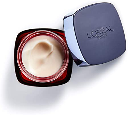 L'Oréal Paris Revitalift Láser x3- Crema antiedad de noche con ácido hialurónico