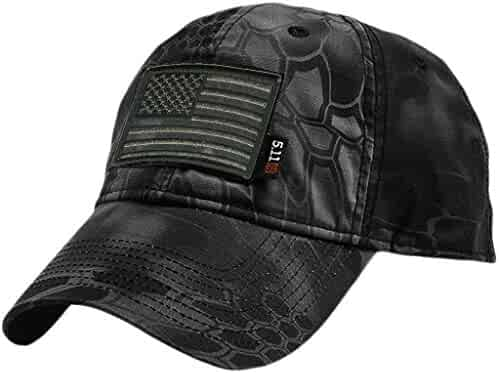 b54d84ed7f4cc Gadsden and Culpeper 5.11 Kryptek typhon Tactical Cap   Patch Bundle