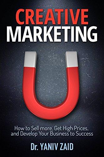 Creative Marketing by Dr. Yaniv Zaid ebook deal