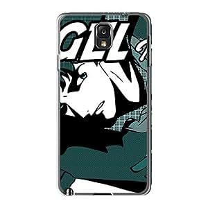 Brand New Note 3 Defender Case For Galaxy (cowboy Bebop Comics)