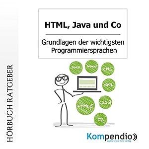 HTML, Java und Co Hörbuch