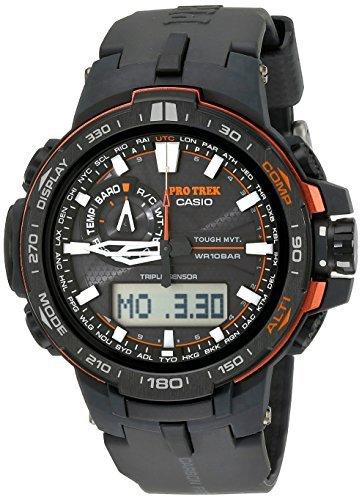 カシオ CASIO PROTREK triple sensor Ver.3 PRW-6000Y-1JF 男性 メンズ 腕時計 【並行輸入品】 B00YSJRUK2