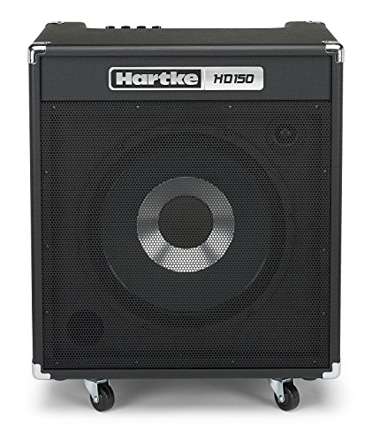 Amplifier 150w Bass - Hartke HD150 Bass Combo