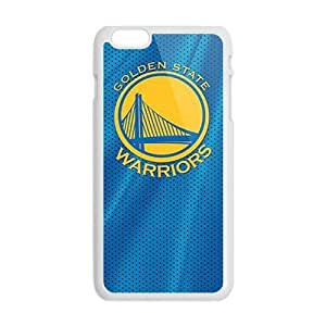 Cool Painting golden state warriors Phone Case for Iphone 6 Plus