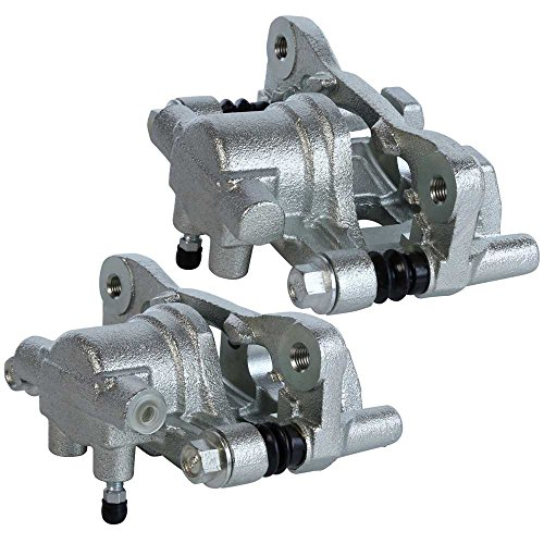Prime Choice Auto Parts BC284950PR Pair of Front Brake Calipers Choice Brake Caliper
