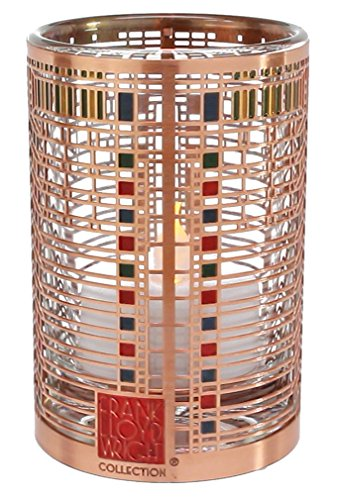 Frank Lloyd Wright Martin House Casement Metal Votive
