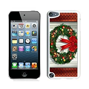 2014 Newest Merry Christmas White iPod Touch 5 Case 97