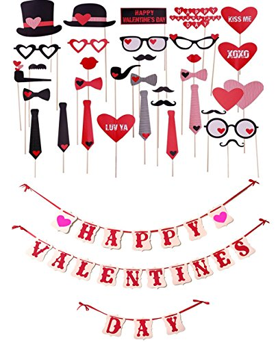 USA-SALES-Happy-Valentines-Day-Set-Props-Banner-Valentines-Day-Decorations-by-USA-SALES