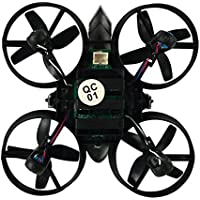Tuliptown Remote Control Helicopter Mini Drone Quadcopter RC Toys Remote Control Aircraft 2.4GHZ 6 AXIS Gyro RC Quadcopter(Black)