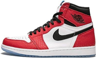 Amazon.com: Jordan Air 1 Retro High OG tenis de baloncesto ...