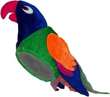 Adult Jacobson Hat Company Men/'s Velvet Parrot Hat Multicolor