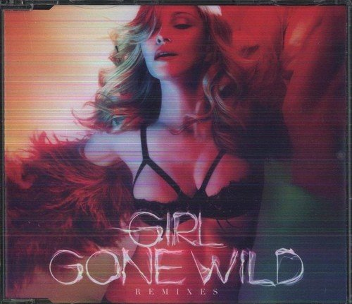 CD : Madonna - Girl Gone Wild (Remixes) (Italy - Import)