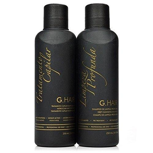 G.Hair Moroccan Hair Treatment Kit - 250ml