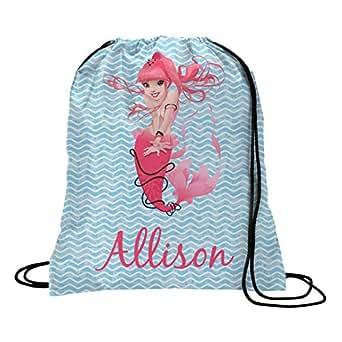 Amazon.com | Mermaid Drawstring Backpack - Small (Personalized